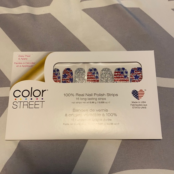 Color Street Americana collection